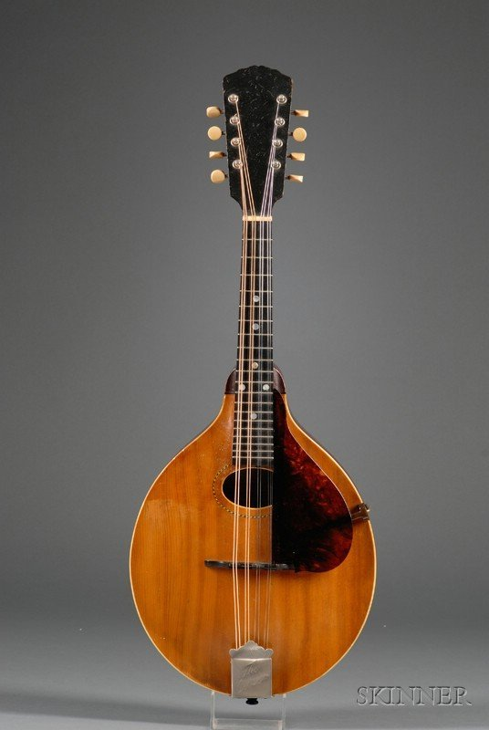 4: American Mandolin, Gibson Mandolin-Guitar Company, K