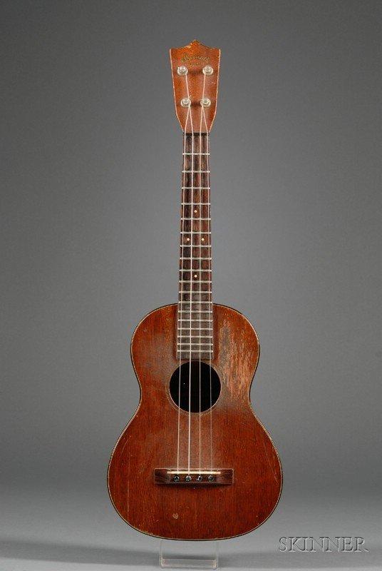 6: American Tenor Ukulele, C.F. Martin & Company, Nanza