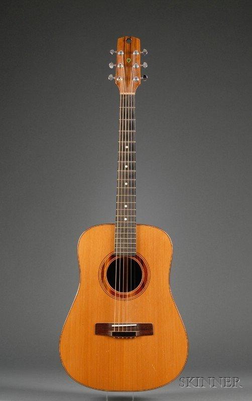 8: American Guitar, Nikos Appollonio, Rockport, 1986, s