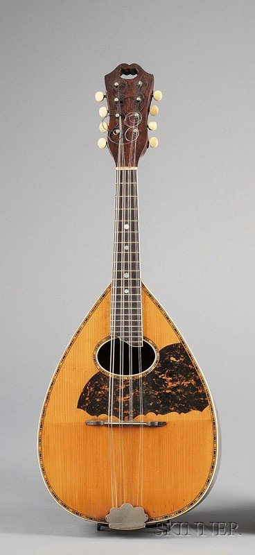 9: American Mandolin, Larson Brothers for William C. St