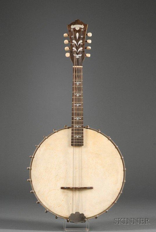 14: American Mandolin Banjo, William L. Lange Company,