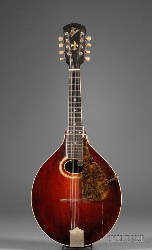 16: American Mandola, Gibson Mandolin-Guitar Company, K