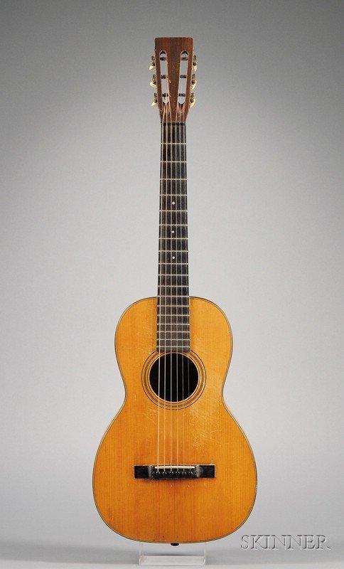 20: Rare American Guitar, C.F. Martin & Company, Nazare