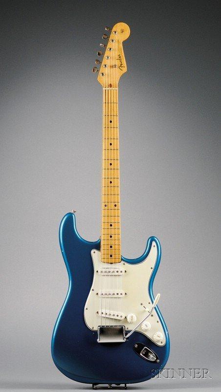 21: American Electric Guitar, Fender Electric Instrumen