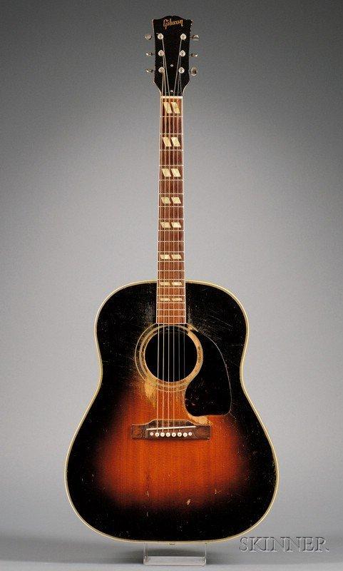 23: American Guitar, Gibson Incorporated, Kalamazoo, c.