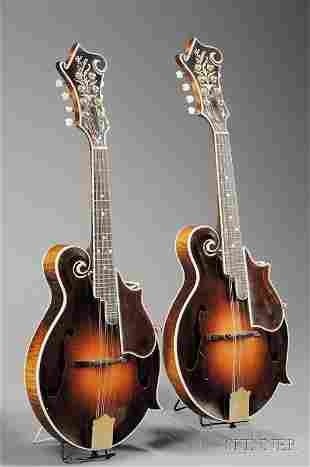 31: Pair of American Mandolins, Gibson Mandolin-Guitar
