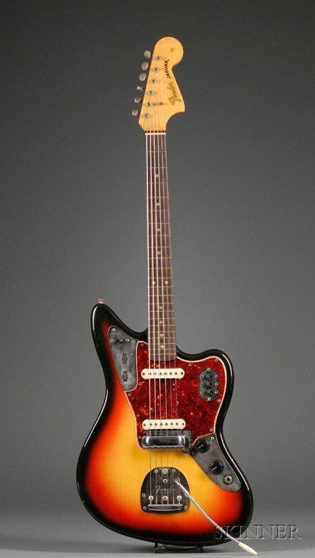 35: American Electric Guitar, Fender Musical Instrument