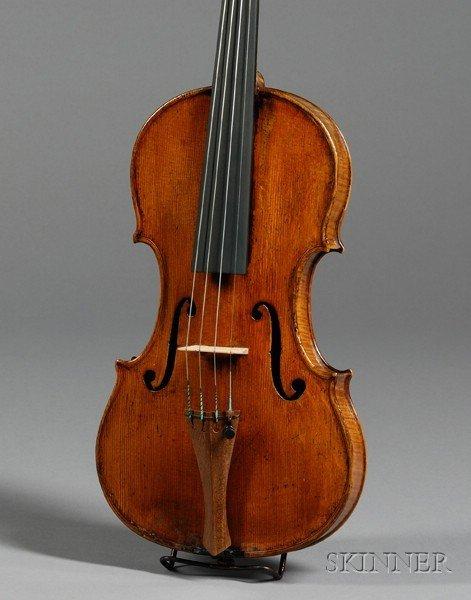 71: Italian Violin, Giuseppe Baldantoni, Ancona, c. 183 - 2