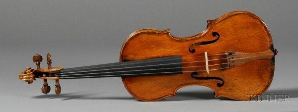 71: Italian Violin, Giuseppe Baldantoni, Ancona, c. 183 - 3