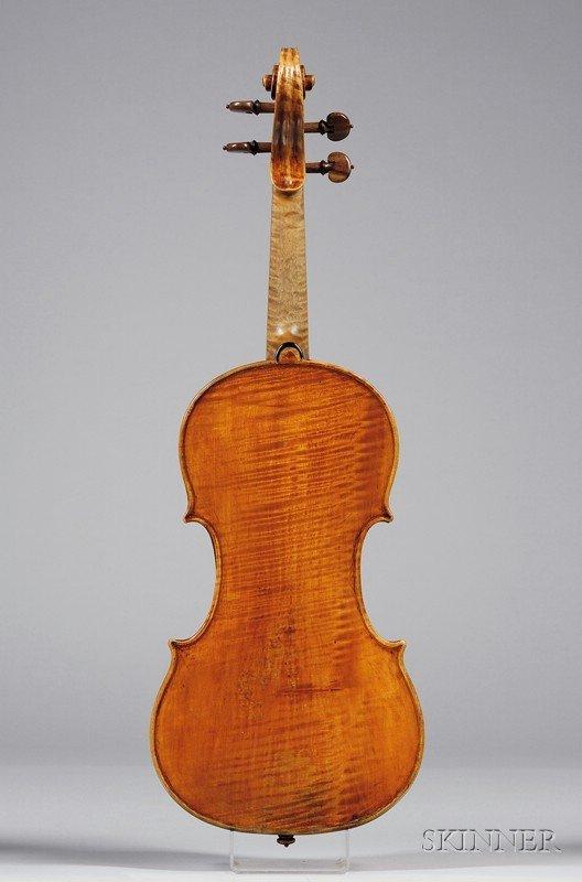 71: Italian Violin, Giuseppe Baldantoni, Ancona, c. 183 - 7