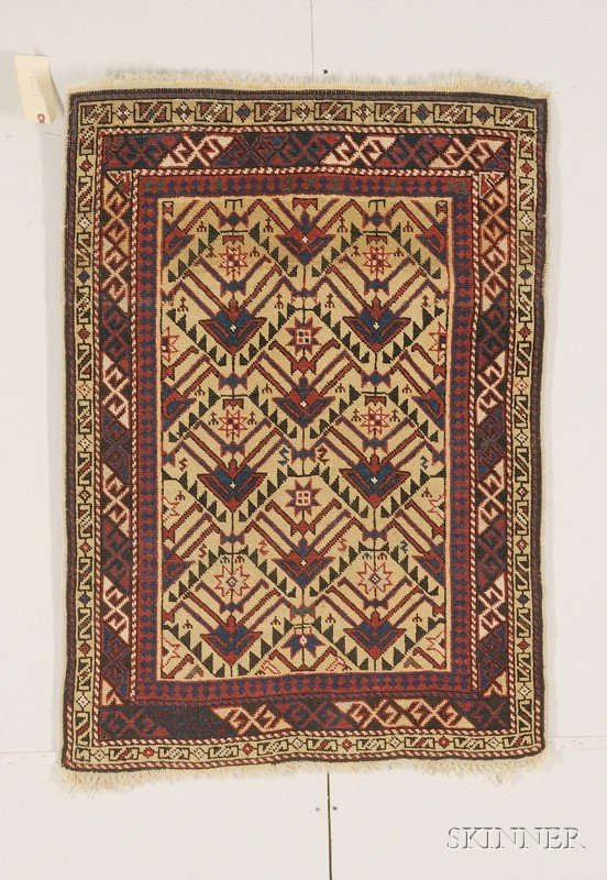 3: Kuba Rug, Northeast Caucasus, early 20th century, (s