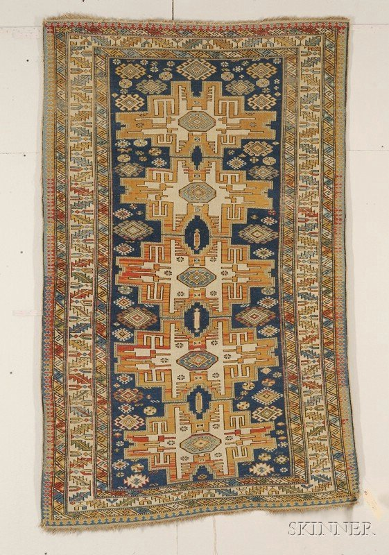 7: Kuba Rug, Northeast Caucasus, last quarter 19th cent