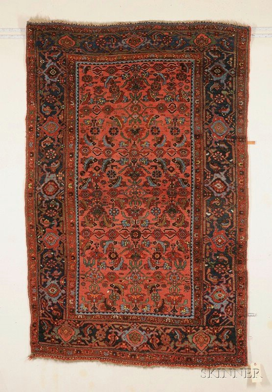 13: Bidjar Rug, Northwest Persia, early 20th century, 7
