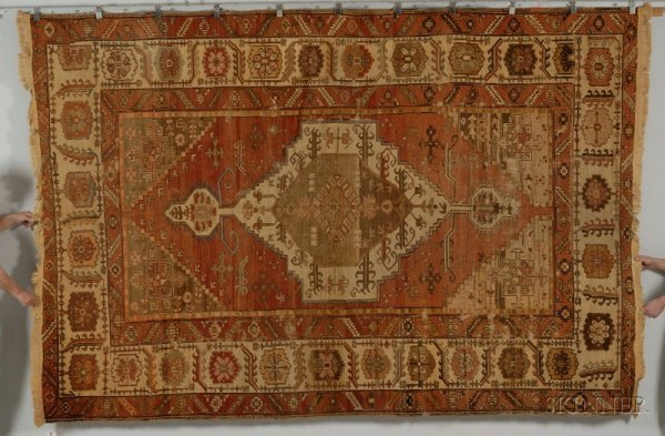 23: Bahkshaish Carpet, Northwest Persia, last quarter 1