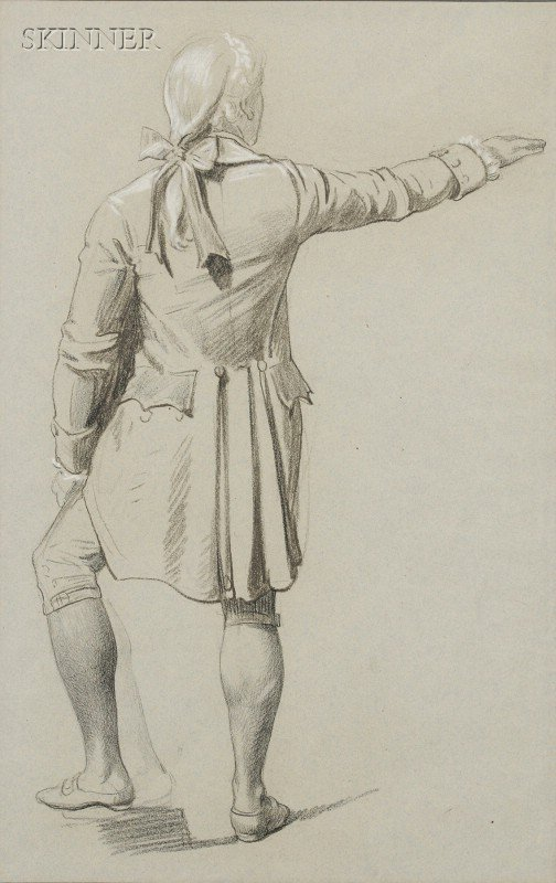8: Attributed to Edouard Armand-Dumaresq (French, 1826-