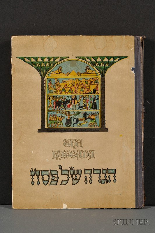 13: (Haggadah) Service for the First Nights of Passover