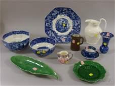 22 Eleven Assorted Wedgwood Ceramic Items Ferrara pat
