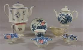 178: Nine Pieces of Assorted English Decorated Ceramic