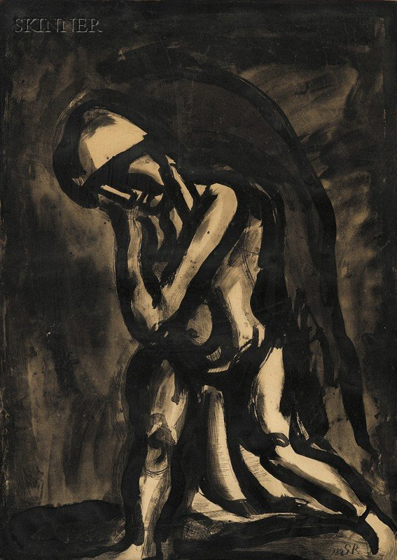 15: Georges Rouault (French, 1871-1958) Lot of Three Im