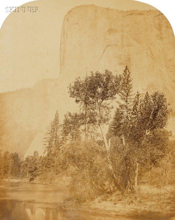 16: Carleton E. Watkins (American, 1829-1916) Five Yose