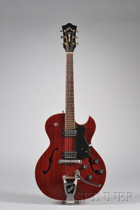 501: American Electric Guitar, Guild Guitars Incorporat