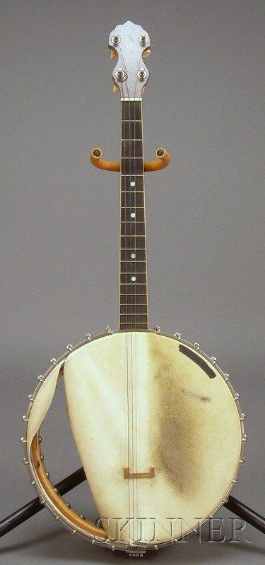 504: American Tenor Banjo, The Vega Company, Boston, c.
