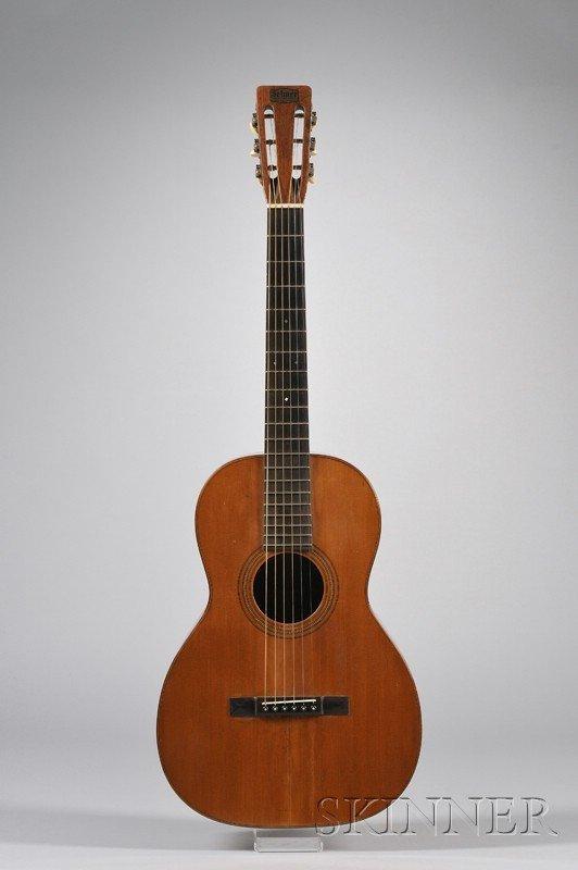 506: American Guitar, C.F. Martin & Co., Nazareth, 1921