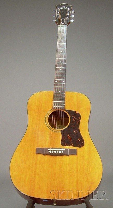 507: American Guitar, Guild Guitars Incorporated, Hobok