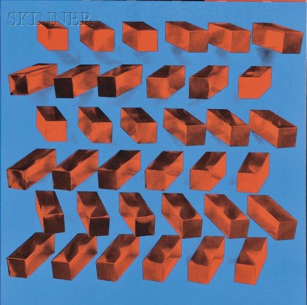 1: GENTSE KONSTRUKTIEVE KUNST/A Portfolio of Six Works,