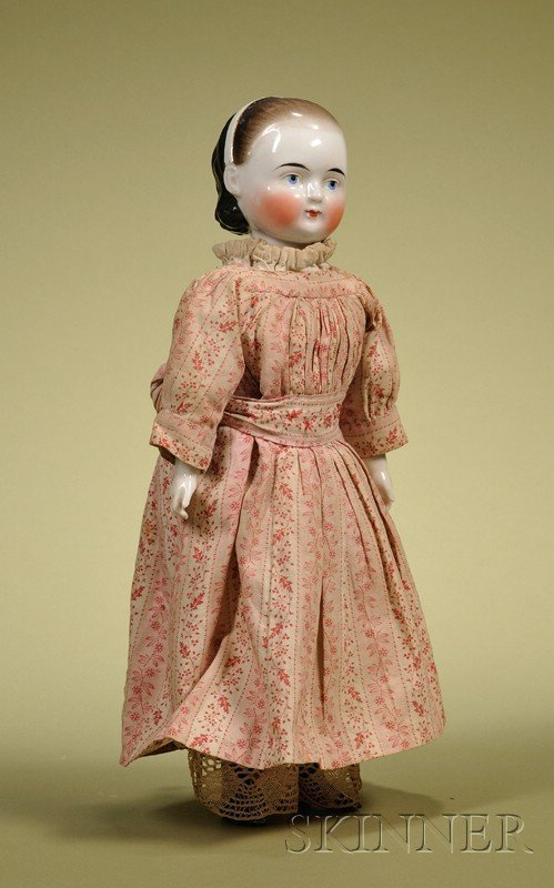 17: Alice-type China Child with Taufling-type Body, Ger