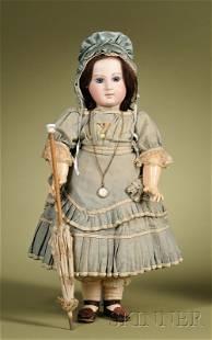 "95: Portrait Jumeau Bebe, so called ""Elizabeth,"" France"