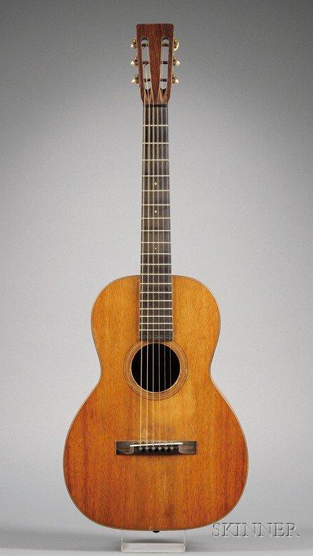 1: American Guitar, C.F. Martin & Company, Nazareth, 19
