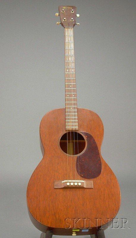 3: American Tenor Guitar, C.F. Martin & Co., Nazareth,