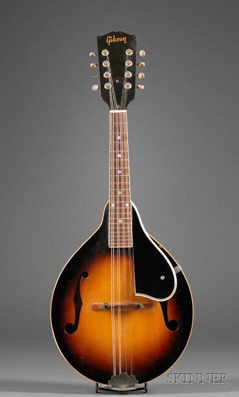 7: American Mandolin, Gibson Incorporated, Kalamazoo, c