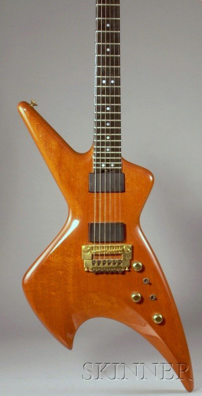 11: American Electric Guitar, Charles Fox, South Straff