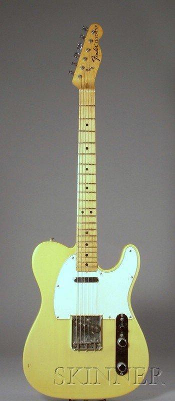12: American Electric Guitar, Fender Electric Instrumen