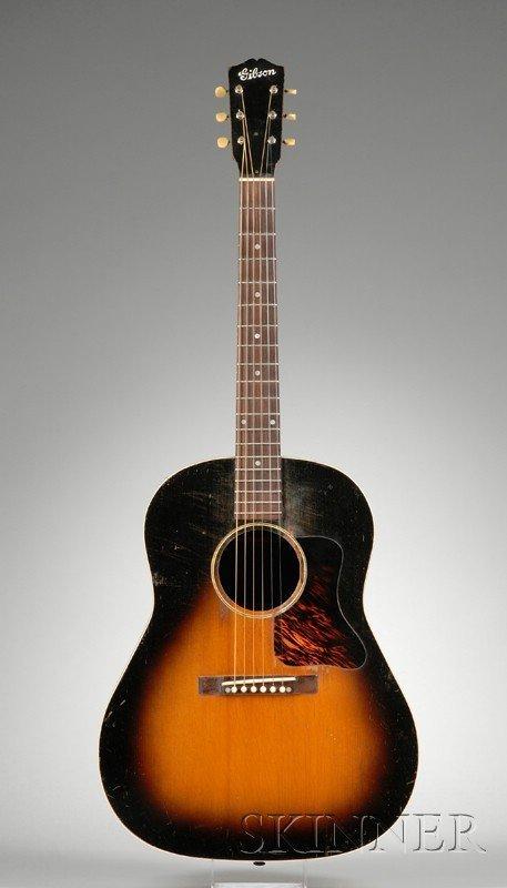 16: American Guitar, Gibson Incorporated, Kalamazoo, c.