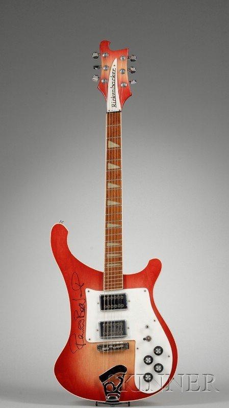 21: American Electric Guitar, Rickenbacker Corporation,