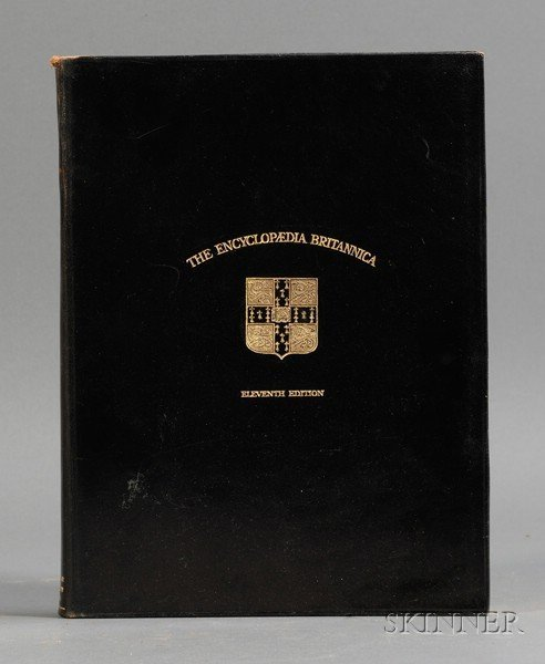 17: (Encyclopedia Britannica), The Encyclopaedia Britan