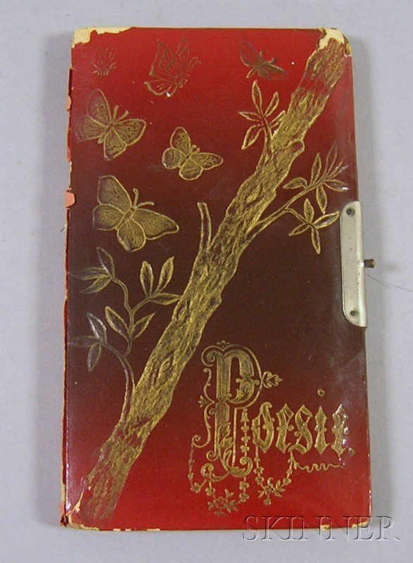 20: Whimsical French Travel Journal with Hand-painted I
