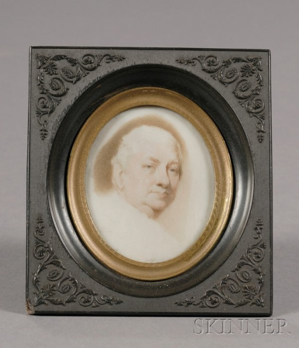11: Portrait Miniature of American Revolutionary Genera