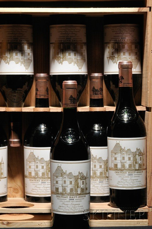 49: Chateau Haut Brion 2000 Pessac Leognan, 1er Cru Cla