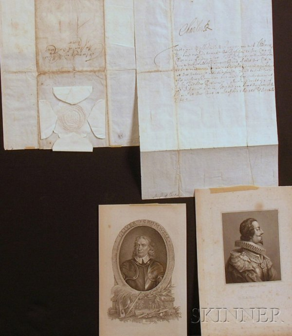 20: Charles I, King of England (1600-1649), Manuscript