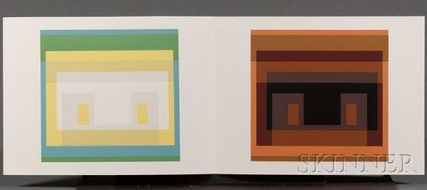 236: (Art, Modern), Albers, Josef (1888-1976), Formulat