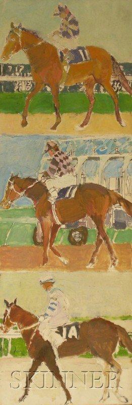 10A: Barnet Rubenstein (American, 20th Century) Lot of