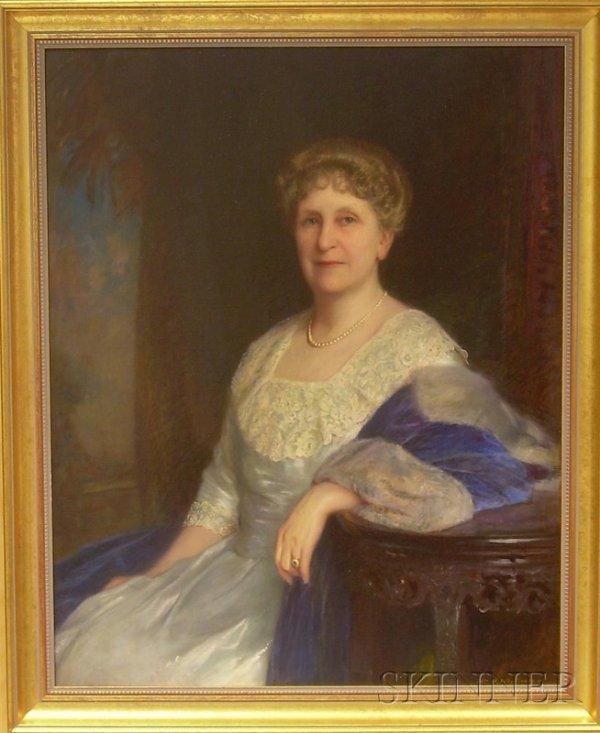 20A: William J. Whittemore (American, 1860-1955) Portra