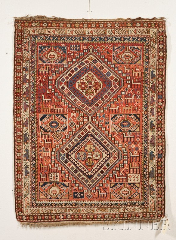 2: Kuba Rug, Northeast Caucasus, last quarter 19th cent