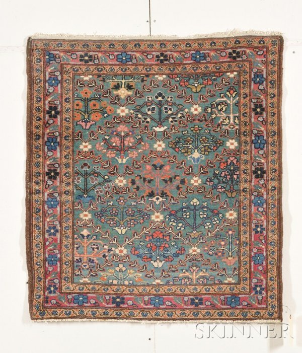 13: Tabriz Rug, Northwest Persia, early 20th century, 3