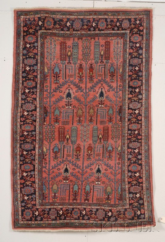 15: Bidjar Rug, Northwest Persia, late 19th/early 20th