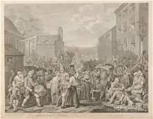 218 William Hogarth British 16971764 Four Works A